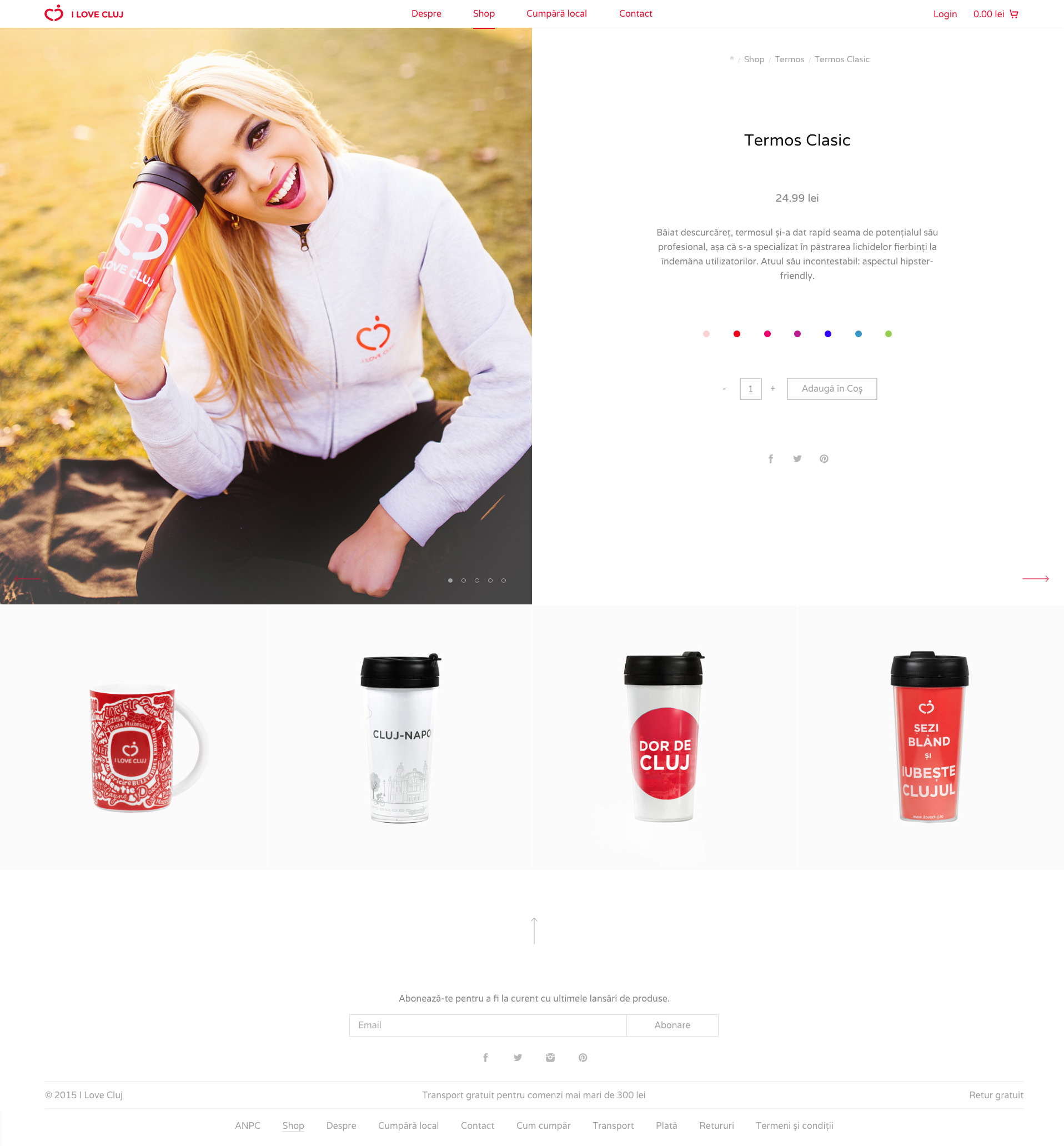 ilovecluj-product-page